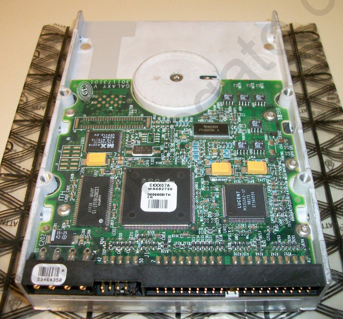 Maxtor 43GB 4300MB IDE ATA Internal Hard Drive Disk 90432D3 1998