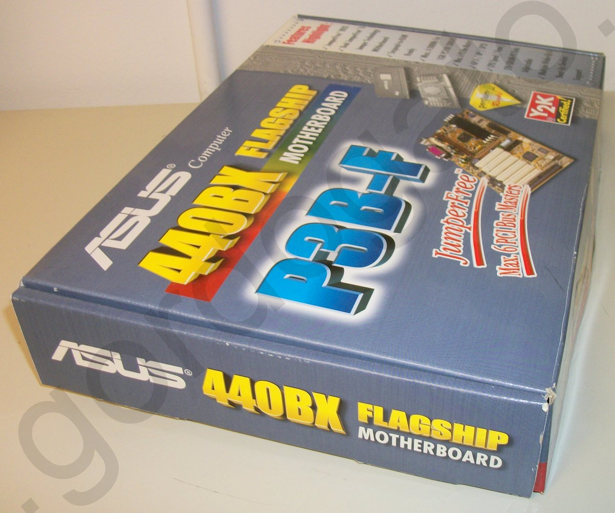 Tyan s1836 dual slot1 motherboard scsi, agp,isa,p3,intel 440bx.
